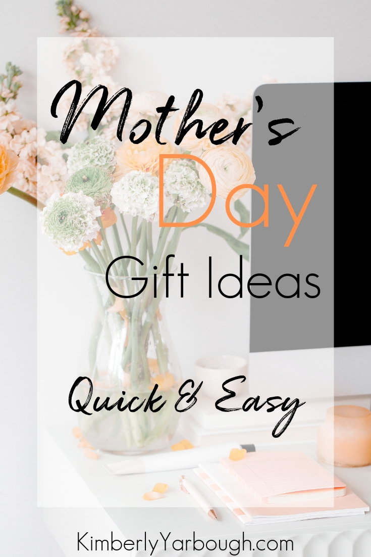 Printable Diy Mother S Day Gifts A La Mode Design